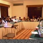 Media sensitization session - Quetta