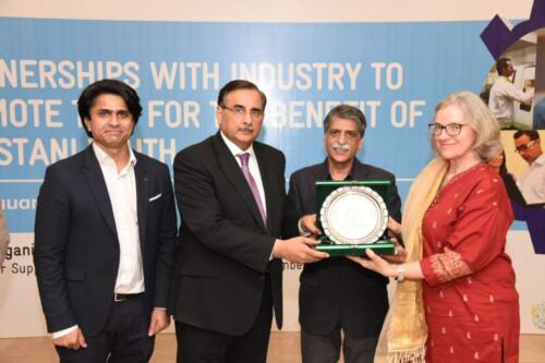 Partnership for Goals-TVET promotion through collaboration of GPCCI and FPCCI