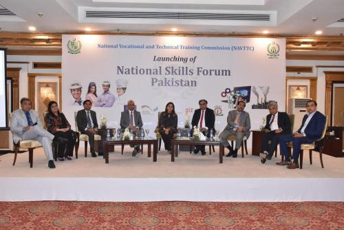 Launch Ceremony of National Skills Forum