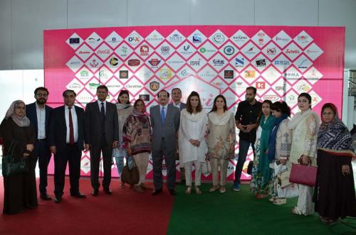14th Life Expo by Women Chamber of Commerce and Iundustries in Lahore