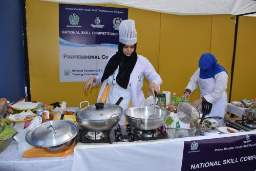 National Skills Competition