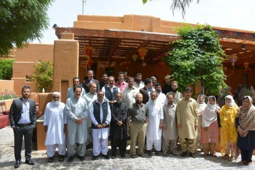 1st Meeting of Balochistan Skills Advisory Forum