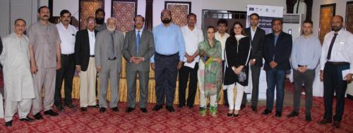Meeting with Textile Sector of Pakistan for Increased Collaboration in TVET